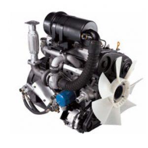 Động cơ Hyundai Diesel D4BB T/C