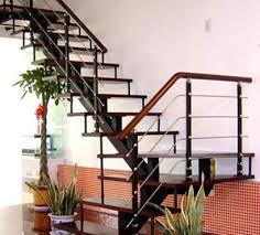 Lan can, cầu thang sắt