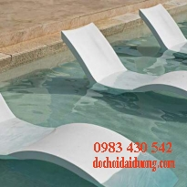 Ghế hồ bơi Composite