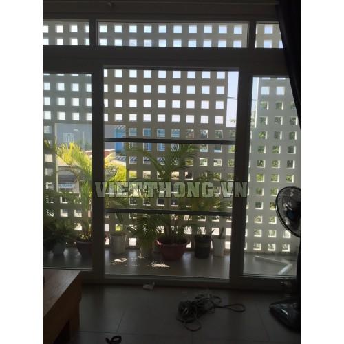 Cửa lưới chống muỗi  cố định VTCD09