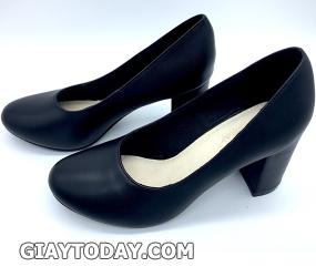 Giày da thời trang nữ