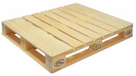 Pallet gỗ 4 hướng nâng (TM-02) 1000 x 1000 x 120