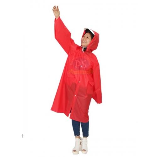 Áo mưa EVA cài nút 2