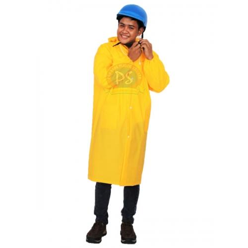 Áo mưa EVA cài nút 1