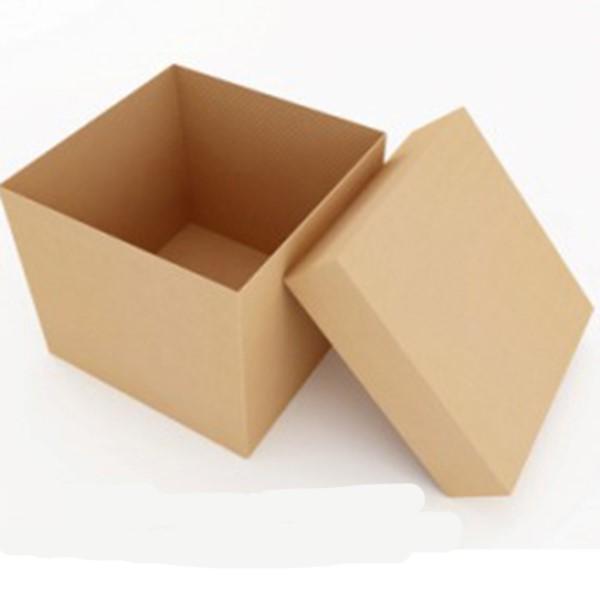 Thùng carton nắp mở