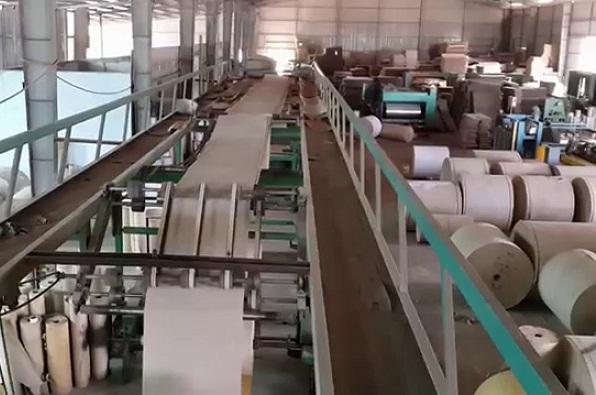 Dây chuyền sản xuất Carton