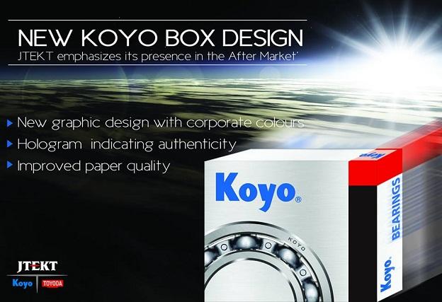 Vòng bi Koyo Nhật Bản