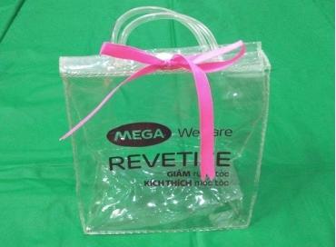 Túi PVC mỹ phẩm