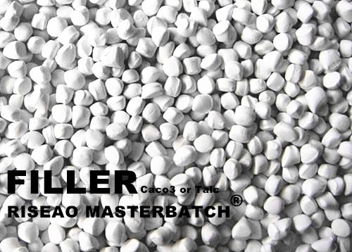 Filler Caco3 Masterbatch LDPE