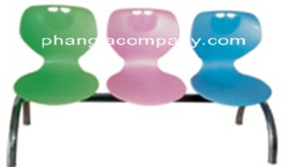 Ghế phòng chờ Composite