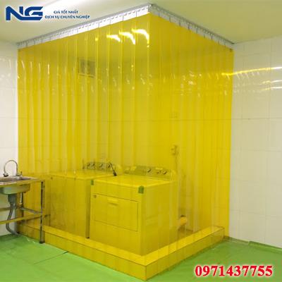 Rèm nhựa PVC chống côn trùng
