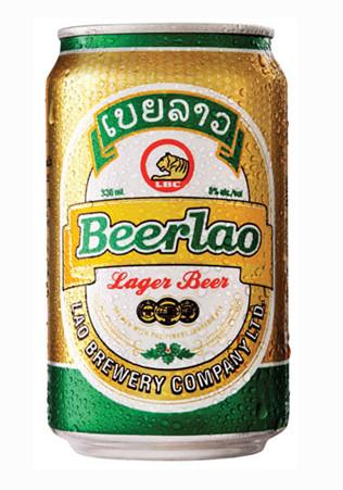Beerlao dạng lon