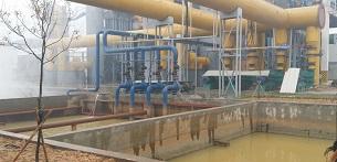 Hệ thống bơm nhà máy công nghiệp