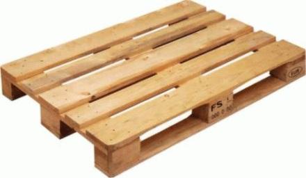 Pallet gỗ 4 hướng nâng 1,5 tấn
