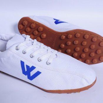 Giày bata Thượng Đình đế kếp màu trắng