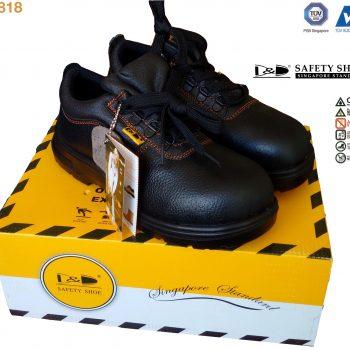 Giày bảo hộ lao động Singapore D&D – 01818