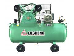Máy nén khí piston Fusheng HTA-100 7.5HP