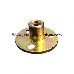 Pát sắt tròn hình đồng tiền CB37I