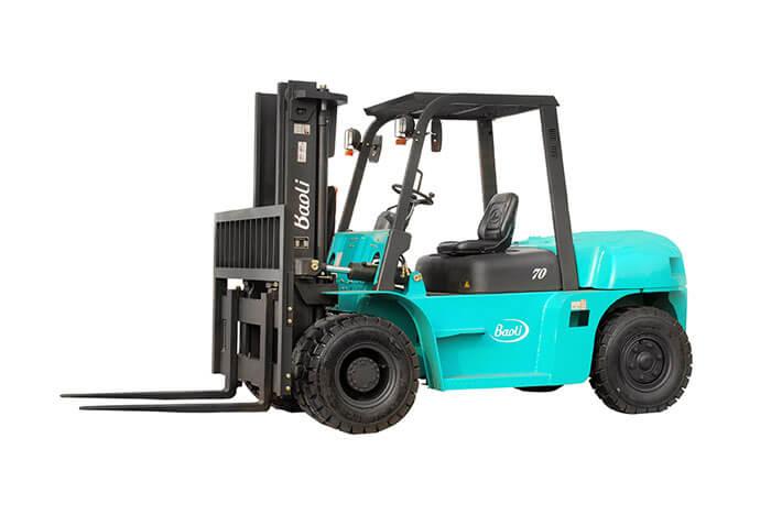 Xe nâng Baoli kion 5-7T