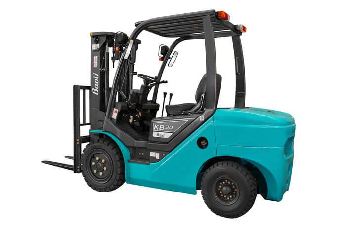 Xe nâng Baoli kion 1-2,5T