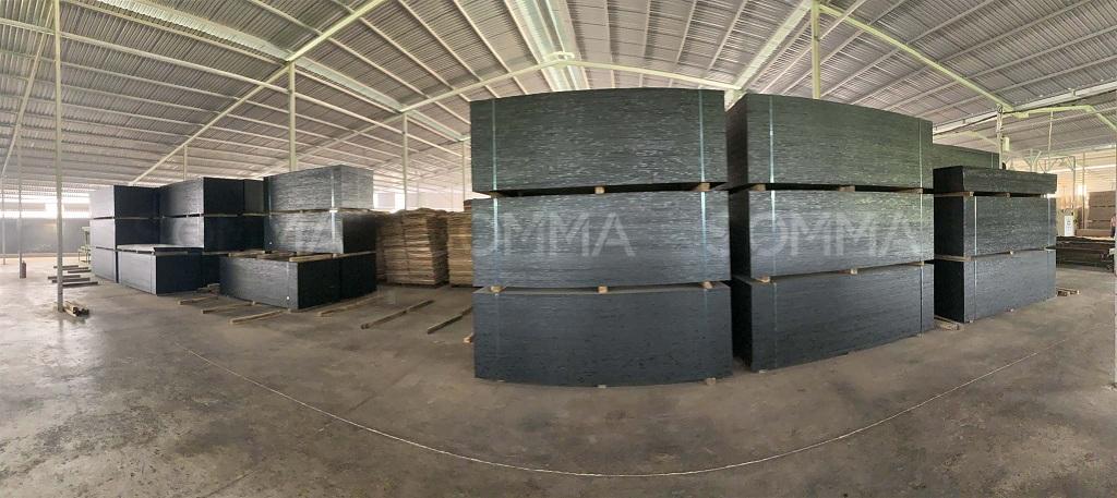 Nhà máy sản xuất gỗ ván ép