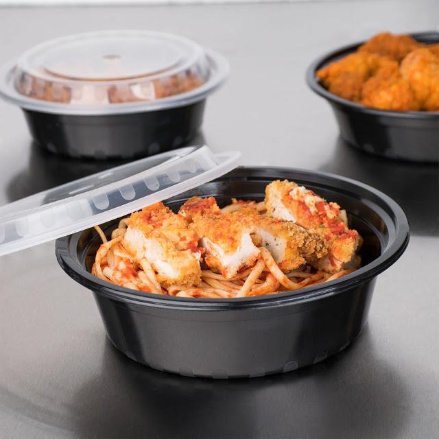 Hộp nhựa đựng thực phẩm chín
