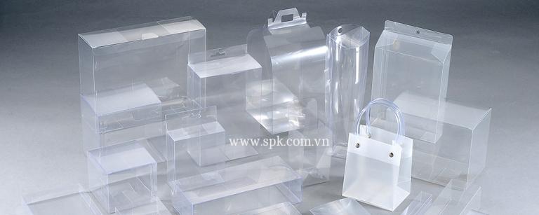 Hộp nhựa trong suốt