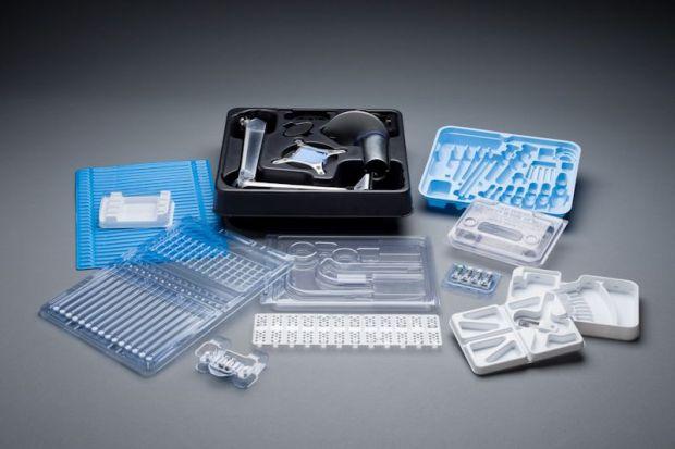 Khay nhựa đựng đồ cơ khí và điện tử