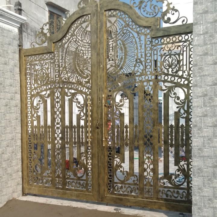 Cửa cổng CNC 09
