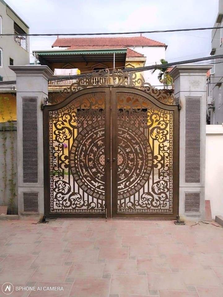 Cửa cổng CNC 22