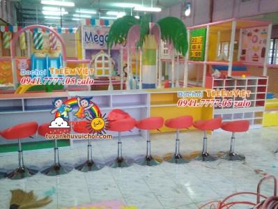 Khu vui chơi trẻ em tại Vĩnh Long