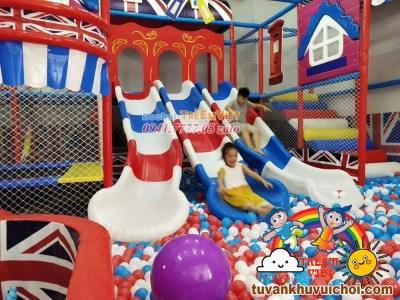Khu vui chơi trẻ em tại Gia Lai