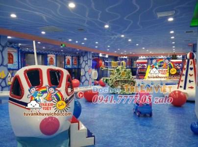 Khu vui chơi trẻ em tại Hải Phòng