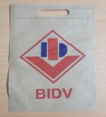 Túi ép ngân hàng BIDV