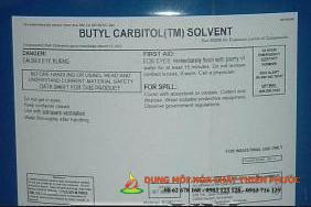 Dung môi BC - BUTYL CARBITOL