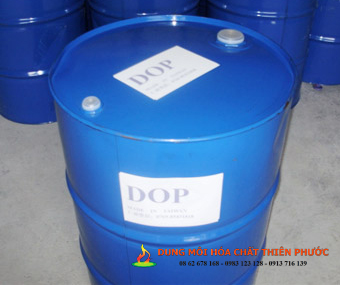 Dung môi DOP hay DOTP - DIOCTYLPHTHALATE