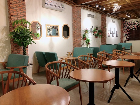 Nội thất cafe 35