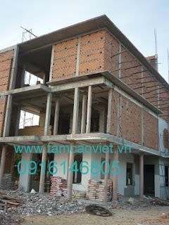 Xây dựng nhà yến