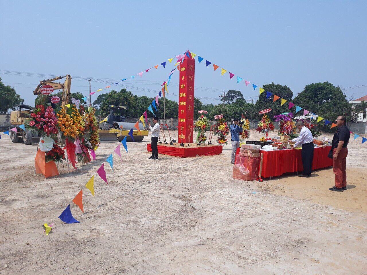 Thi công nhà xưởng Phú An