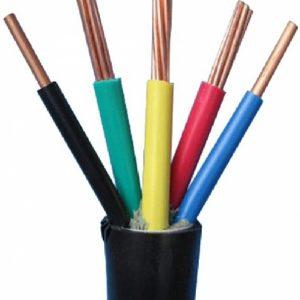 Dây đơn ruột đồng cách điện PVC