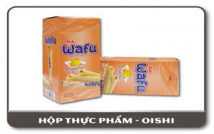 Hộp thực phẩm Oishi Wafu