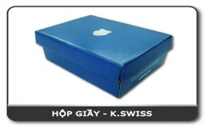 Hộp giày K.Swiss