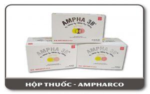 Hộp dược phẩm Ampha 3B