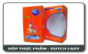 Hộp thực phẩm Dutch Lady