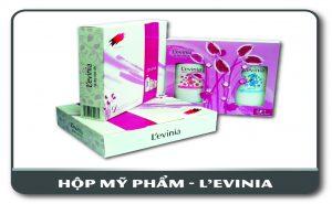 Hộp mỹ phẩm L'evinia