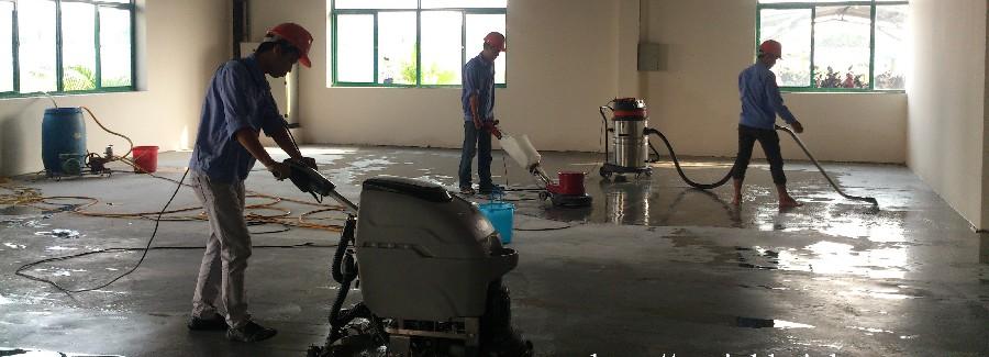 Tổng vệ sinh công trình xây dựng