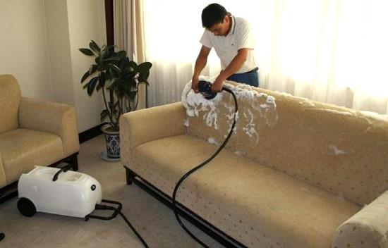 Giặt thảm sàn, Ghế sofa