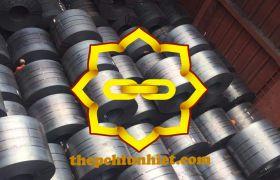Thép tấm carbon nhập khẩu