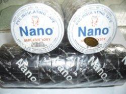 Băng keo điện nano đen