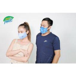 Khẩu trang than hoạt tính 4 lớp Asia Mask